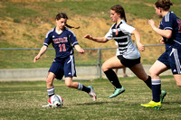 HMS Girls vs Lafayette April 10, 2017