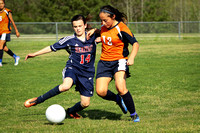 HMS Girls vs New Hope April 13, 2017
